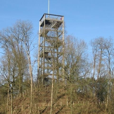 Poolshoogte toren